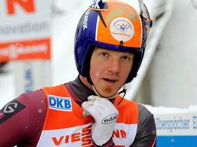 零六都灵冬奥会雪橇滑雪铜牌得主、拉脱维亚雪橇国家队成员马汀斯•鲁本尼斯
